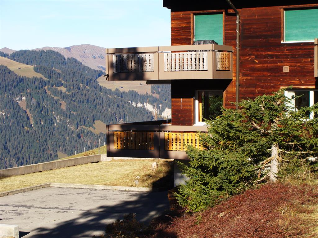 Loosegg - Apartment - Lenk - Exterior - Winter