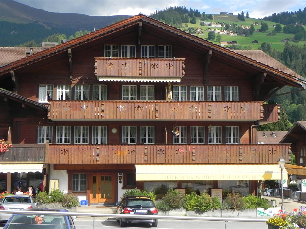 Kläy-Haus - Apartment - Lenk - Exterior - Winter