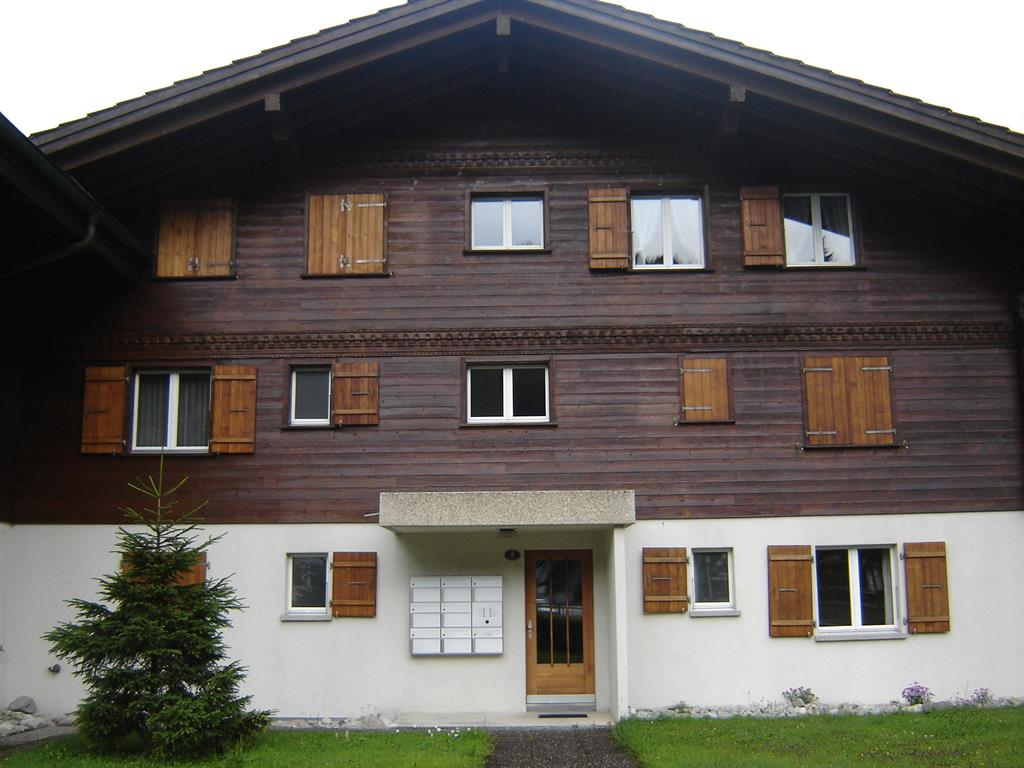 Kronenmatte A1 - Apartment - Lenk - Exterior - Winter