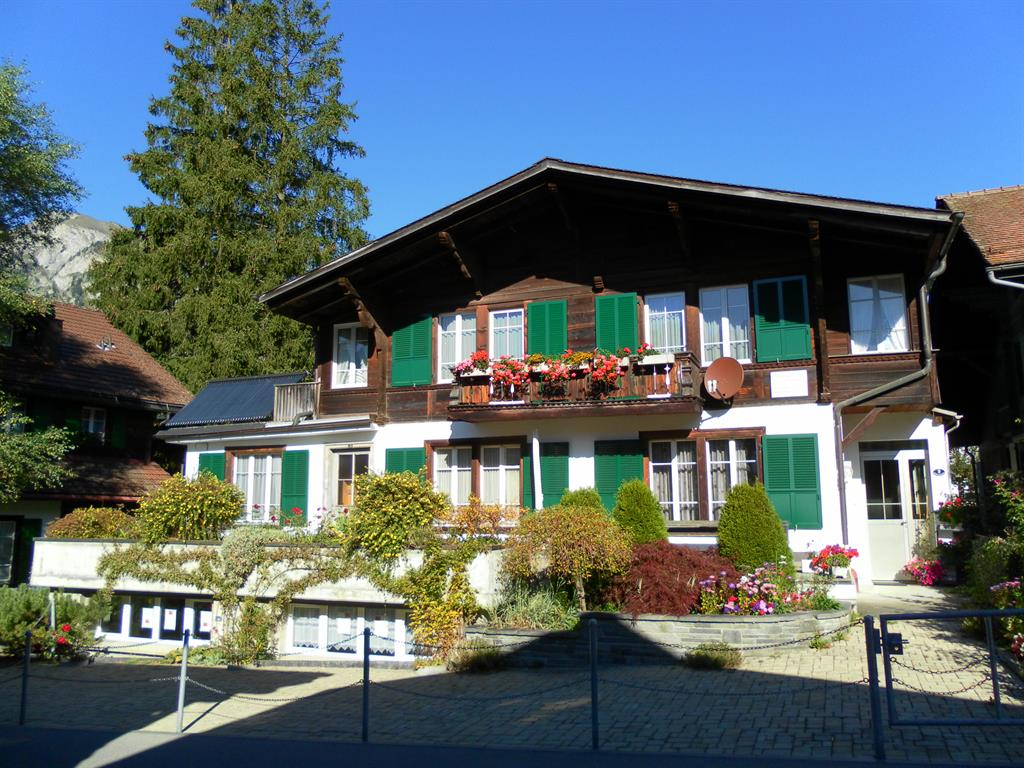Bühlbergstrasse 9 - Apartment - Lenk - Exterior - Winter