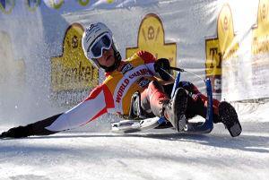 1. Junioren Weltcup im Rennrodeln