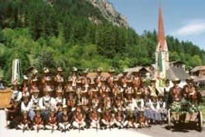 Konzert der Musikkapelle Tumpen