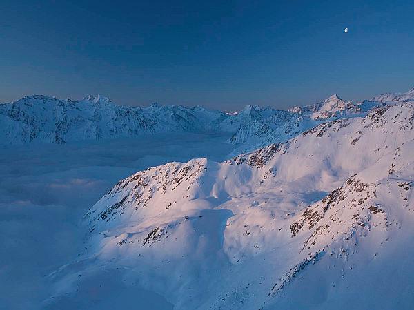 Gletscher Gletscher Gletscher.... - Bergtour