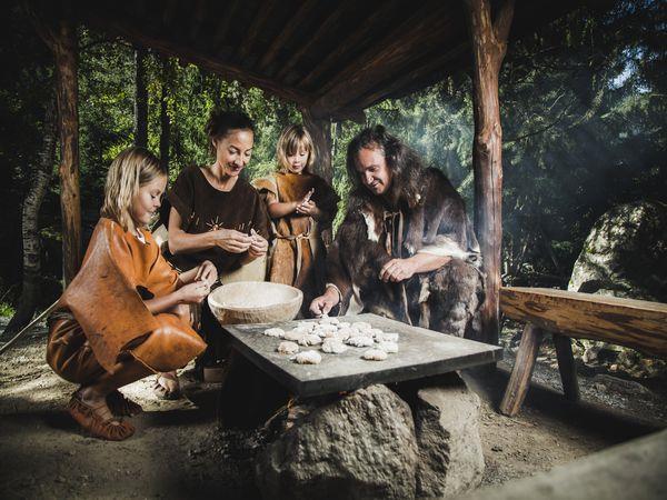 Closing Ötzi Dorf