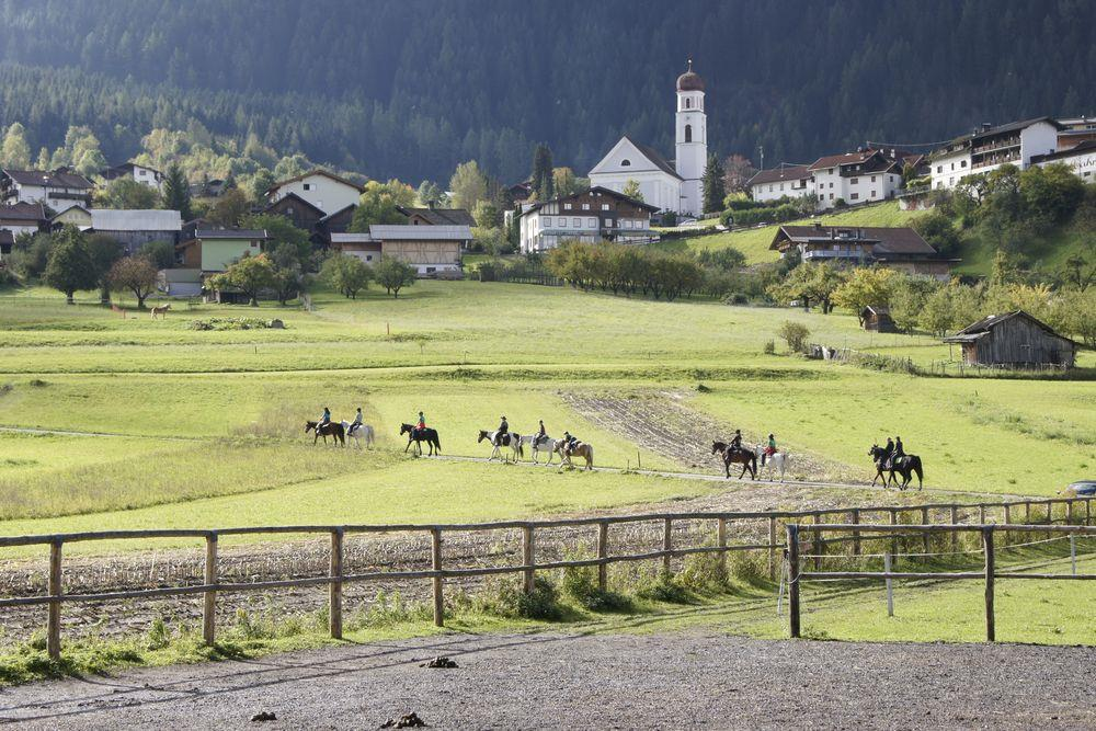 Trail riding stables Harmony - Piburger See